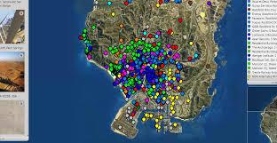 gta 5 vs los angeles an interactive map gta 5 cheats Map Gta 5 taking a quick look at the map gta 5 will tell you immediately that rockstar took some major liberties when adapting california and los angeles mapgta5hiddengems