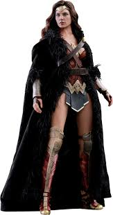 hot toys wonder woman deluxe version sixth scale figure