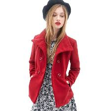 long red coat get ations a free vintage long sleeve casual women wool coat style long red coat women
