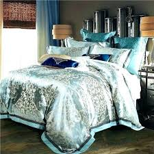 gold bedding king gold and silver bedding king size bed sheet set luxury jacquard silk linen gold bedding