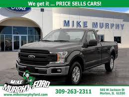 New 2019 Ford F-150 XL 2D Standard Cab in Morton #C01227 | Mike ...