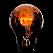 glow in the dark lighting. The Incandescent Light Bulb Glows When Current Passes Through Filament And Heats It Enough To Release Light. (photo Credit KessLflickrZ) Glow In Dark Lighting