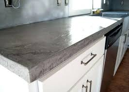 concrete countertop for outdoor kitchen how to build concrete in place luxury best concrete s kits