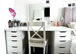 white makeup desk chair desk makeup desk chair furniture table makeup table chair
