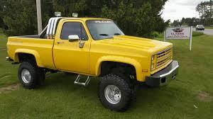 1982 Chevrolet C10 Truck For Sale - YouTube