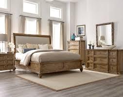 chateau calais sleigh bedroom