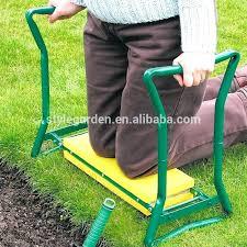 garden kneeler seat folding garden seat folding garden stool