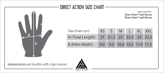 Next Direct Size Chart Light Gloves Direct Action Advanced Tactical Gear