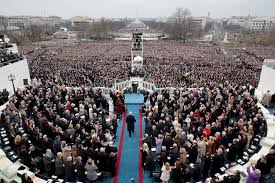 Image result for pictures of president trump inauguration