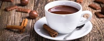 Image result for Chocolate quente cremoso