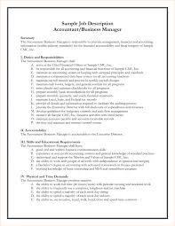 Financial Consultant Job Description Resume Financial Consultant Sample Job Description Advisor Resume Horsh 40