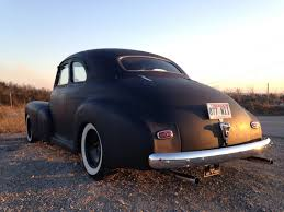 1942 Chevy Styleline Deluxe Coupe | The H.A.M.B.