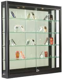 glass cabinets display