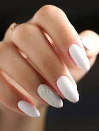 20 elegant white nail designs to copy