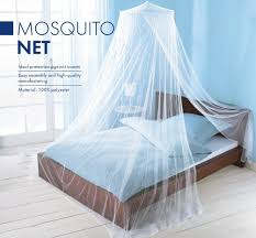 How to Make a Mosquito Net for a Bed