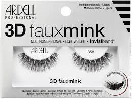 <b>Ardell 3D</b> Faux Mink 858 - <b>Накладные ресницы</b> | Makeupstore.ru