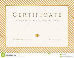 Achievement Awards Certificates Templates 029 Template Ideas Certificate Diploma Gold Award Pattern