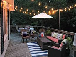 clear edison bulb patio string lights Johnson Patios Design Ideas
