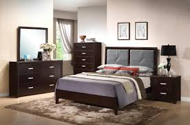 Low Profile Bedroom Furniture Coaster Andreas Fabric Upholstered Low Profile Bedroom Set
