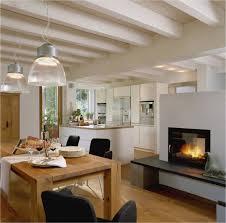 Wohnzimmer Mit Offener Küche Bilder Wohnzimmer Traumhaus