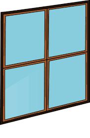 classroom window clipart. window pane clip art - vector online, royalty free classroom clipart