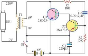 tube light circuit diagram pdf wirdig power supply schematic image wiring diagram amp engine schematic