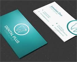 dental visiting card design 31 dentist business cards free premium download
