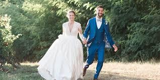 Mariage Authentique Au Château De La Ligne Dans Le Vignoble