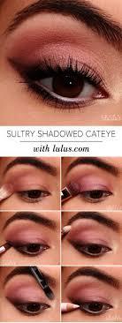 beautiful eye makeup tips in hindi smokey rock