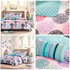 quilt set with a decorative pillow caterpillow