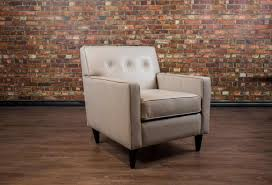 retro leather chair