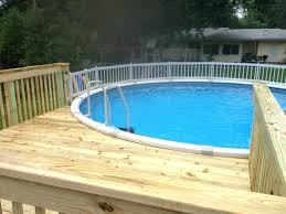 pool deck kits above ground pool deck kits above ground oval pool deck plans portable deck