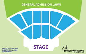 Simsbury Performing Arts Center Seating Chart Simsbury Meadows Performing Arts Center Maps