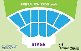 Simsbury Meadows Performing Arts Center Maps