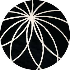 round black rug forum rugs direct intended for black and white round rug plans black white rug australia