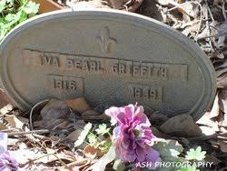 Iva Pearl Griffith (1916-1939) - Find A Grave Memorial