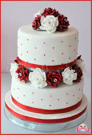 Simple 2 Layer Wedding Cake Kinds Of Cakes Onteevocom