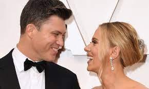 Scarlett Johansson & Colin Jost's ...