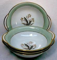 Antique Noritake China Patterns With Gold Edging