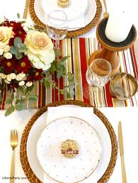 My Modern DIY Thanksgiving Tablescape