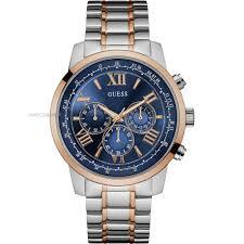 """men s guess horizon chronograph watch w0379g7 watch shop comâ""""¢ mens guess horizon chronograph watch w0379g7"""