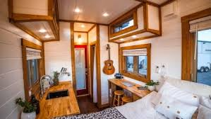 tiny house tours. Living Big In A Tiny House: Our Traveling Home North America House Tours K