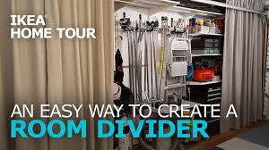 room divider tips ikea