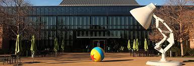pixar office. pixar animation studios office