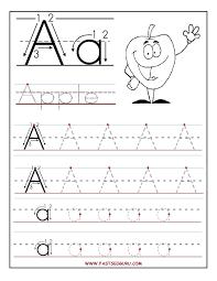 abc tracing sheet free preschool worksheets alphabet tracing worksheet example
