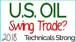 U S Crude Oil Bullish Swing Trade Setup Andrew Young