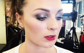 70s disco eye makeup chanel 70s shimmer make up look you