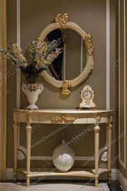 Hallway Console Cabinet Style Golden Gilt Console Hallway Console Table And Mirror To 028