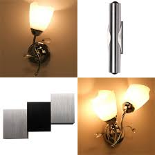 Modern Wall Lights For Living Room Details About 6w Led Wall Light Modern Sconce Up Down Lighting Living Room Bedroom Fixture Ze