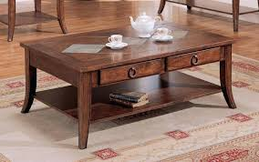 gallery coffee table wood slate coffee table dare gallery colada coffee table
